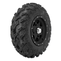 Quadboss QBT447 25X10-12 6-Ply Rear Tire