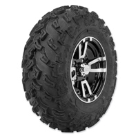 Quadboss QBT447 26X9-12 6-Ply Front Tire