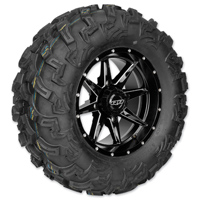 Quadboss QBT447 27X11-14 6-Ply Rear Tire