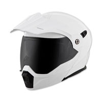 Scorpion EXO EXO-AT950 Gloss White Modular Helmet