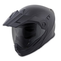 Scorpion EXO EXO-AT950 Matte Black Modular Helmet