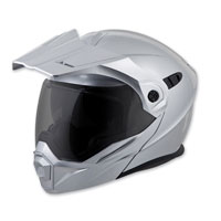 Scorpion EXO EXO-AT950 Hypersilver Modular Helmet