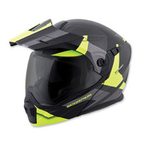 Scorpion EXO EXO-AT950 Neocon Hi-Viz Modular Helmet