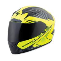 Scorpion EXO EXO-R2000 Ravin Neon Full Face Helmet
