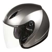 GMAX GM17 Titanium Open Face Helmet