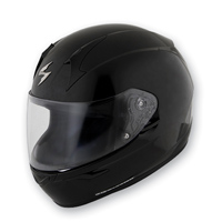 Scorpion EXO EXO-R410 Gloss Black Full Face Helmet