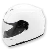 Scorpion EXO EXO-R410 Gloss White Full Face Helmet