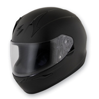 Scorpion EXO EXO-R410 Matte Black Full Face Helmet