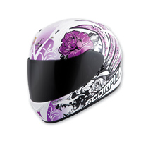 Scorpion EXO EXO-R410 Novel Purple Full Face Helmet