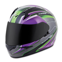 Scorpion EXO EXO-R410 Kona Purple Full Face Helmet