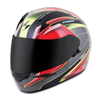 Scorpion EXO EXO-R410 Kona Red Full Face Helmet