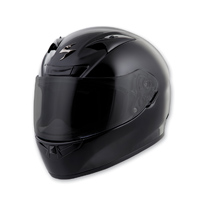 Scorpion EXO EXO-R710 Gloss Black Full Face Helmet