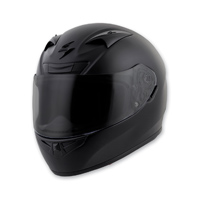 Scorpion EXO EXO-R710 Matte Black Full Face Helmet
