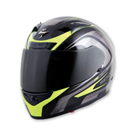 Scorpion EXO EXO-R710 Focus Neon Full Face Helmet
