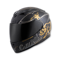 Scorpion EXO EXO-R710 Golden State Full Face Helmet