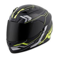 Scorpion EXO EXO-R710 Transect Hi-Viz Full Face Helmet