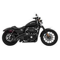 Freedom Performance Exhaust Sharp Curve Radius Exhaust Black