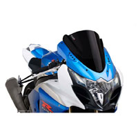 Puig Racing  Windscreen Black