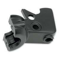 Parts Unlimited Black Clutch Lever Bracket