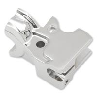 Parts Unlimited Chrome Clutch Lever Bracket