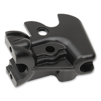 Parts Unlimited Matte Black Clutch Lever Bracket