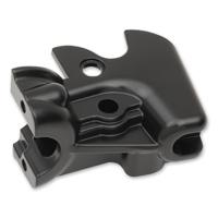 Parts Unlimited Matte Black Clutch Lever Bracket