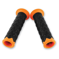 Spider GRIPS Black/Orange SLR Grips