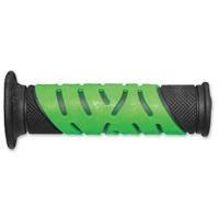 PROGRIP 719 RVGS Gel Grip Open End Black/Green