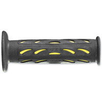 PROGRIP 727 Dual-Density Grips Black/Yellow
