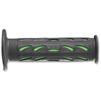 PROGRIP 728 Dual-Density Grips Black/Green