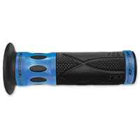 PROGRIP 728 Anodized Road Grips Blue/Black