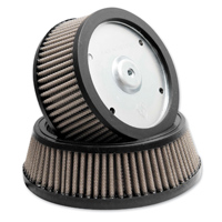 Arlen Ness Replacement Synthetic Stage 1 Air Filter