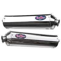 Voodoo High Performance Polished Performance Exhaust