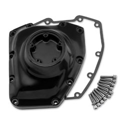 Biker's Choice Black Camshaft Cover