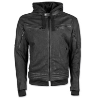 Speed and Strength Men's Straight Savage Black/Black Jacket