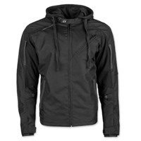Speed and Strength Men's Fast Forward Black/Black Jacket