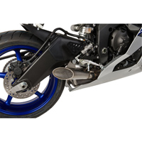 Hot Bodies Stainless Megaphone Slip-on Exhaust w/Mesh