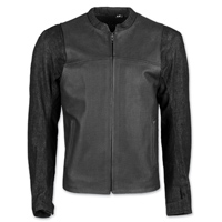 Speed and Strength Men's Ground And Pound Black Jacket