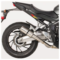 Hot Bodies MGP II Full Exhaust System w/Stainless Steel Canister
