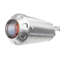 Hot Bodies MGP II Universal Stainless Slip-On Exhaust