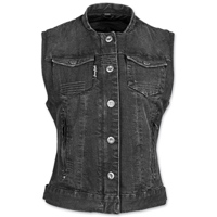 Speed and Strength Women's Black Glory Daze Vest