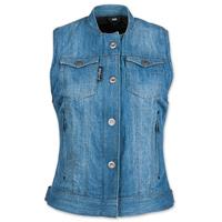 Speed and Strength Women's Blue Glory Daze Vest