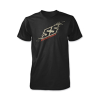 Speed and Strength Men's Critical Mass Charcoal T-Shirt