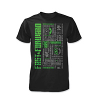 Speed and Strength Men's Fast Forward Black T-Shirt