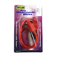 Sumax 7mm Spiro Pro Wires Red