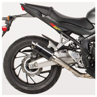 Hotbodies MGP Full Exhaust System Carbon