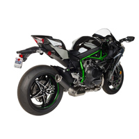 Hot Bodies MGP Slip-On Exhaust