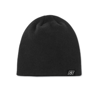 Speed and Strength Fast Forward Knit Black Beanie