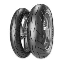 Metzeler M5 Sportec 120/70ZR17-E Front Tire