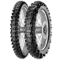Metzeler 6 Days Extreme 90/100-21 Rear Tire